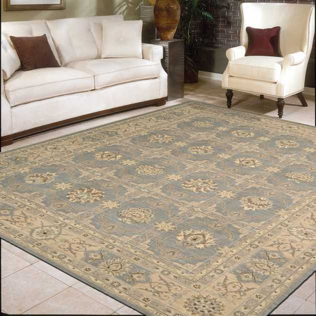 Persian Empire Rugs PE23 Slate by Nourison