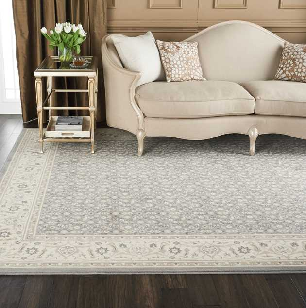 Persian Empire Rugs PE26 Silver by Nourison