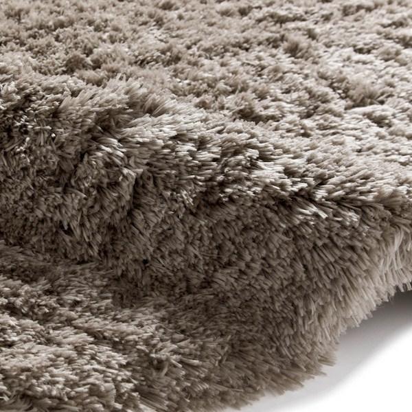 Polar PL95 Shaggy Rugs In Grey
