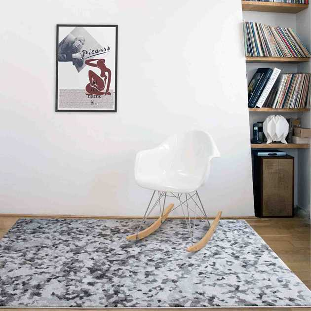 Passpartoo Rugs AR005 in Beige by Edito