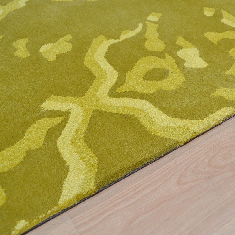 Patina Decor Rugs 6155 60 Mustard Buy Online From The Rug