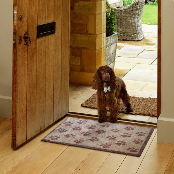 Paws Doormat - Green