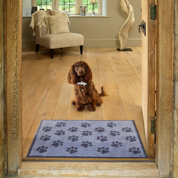 Paws Doormat - Natural