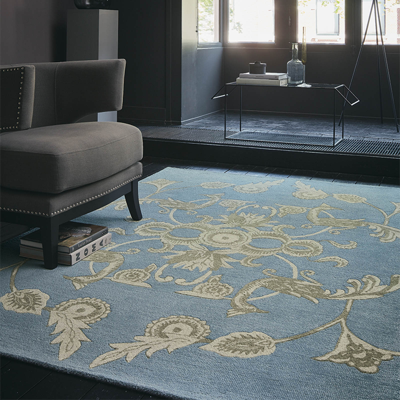 Persia Uni Rugs 37718 by Wedgwood