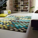 Pixel Rugs 2834 03 - Green