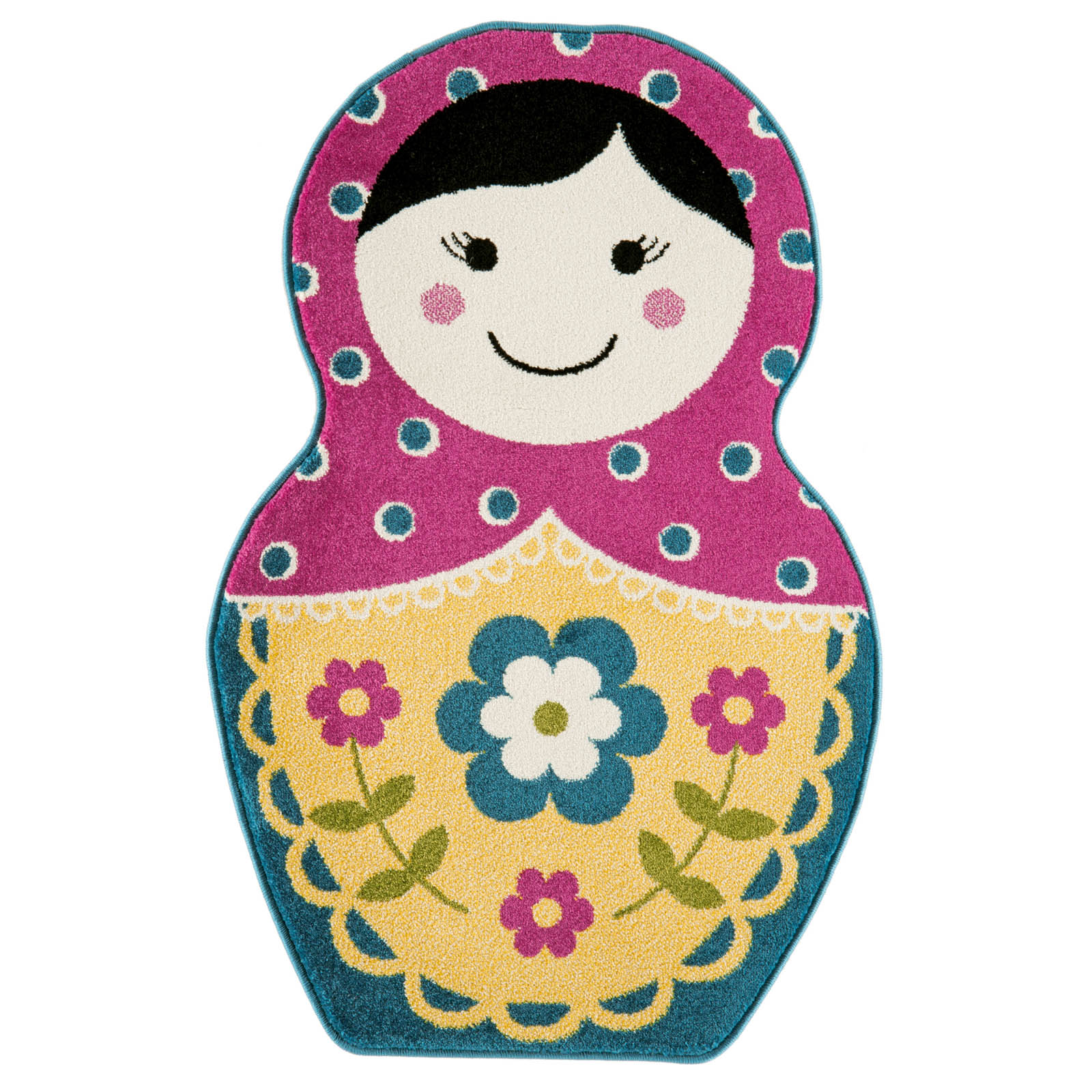 Play Russian Doll Rugs