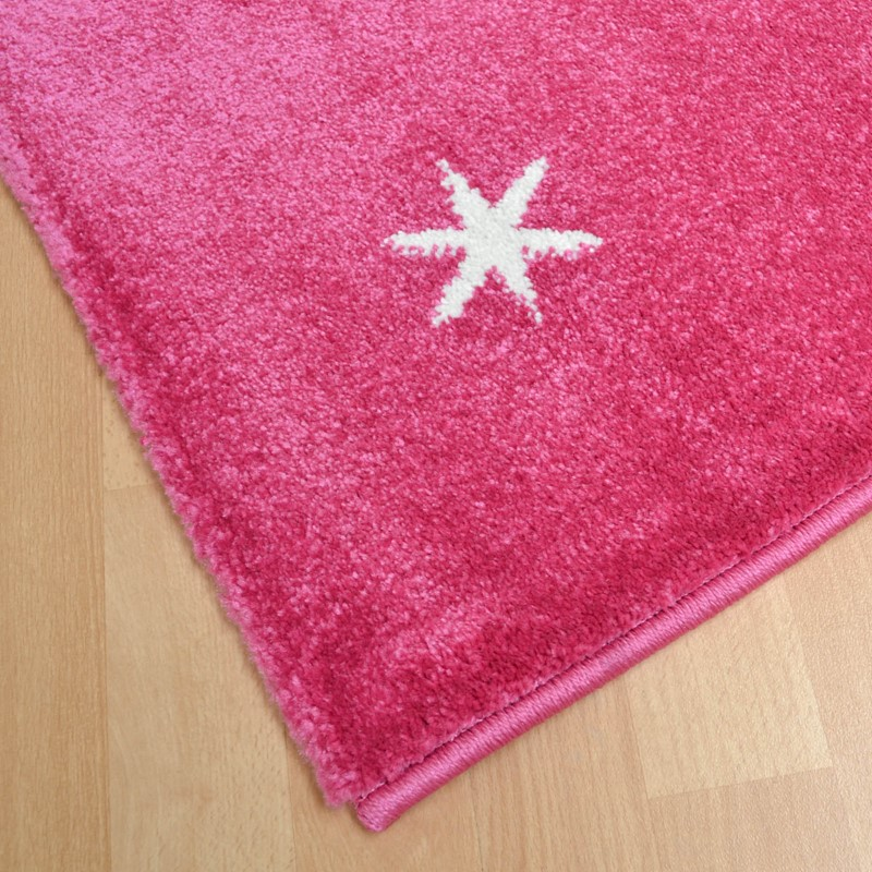 Play All Star Pink Rugs Buy Online From The Rug Seller Uk