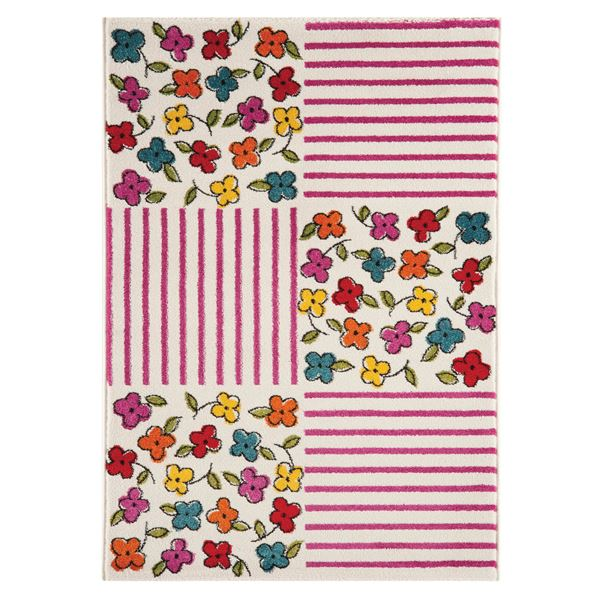 Patchwork Flower - Multi