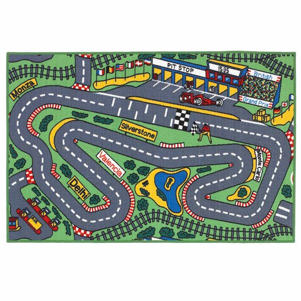Playtime - Race Track