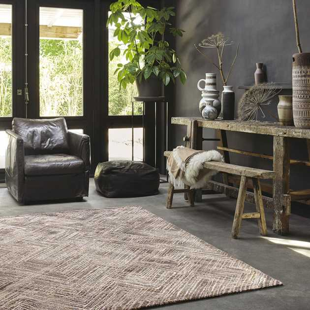 Crayon Wool Rugs 22602 by Brink and Campman