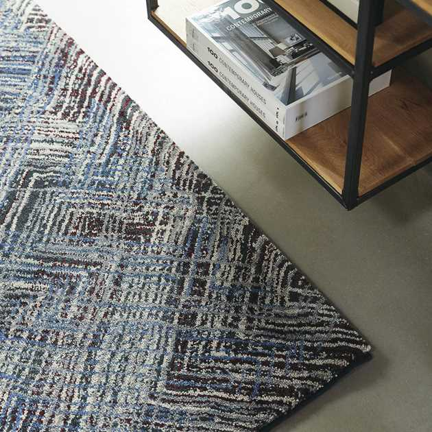 Crayon Wool Rugs 22608 by Brink and Campman
