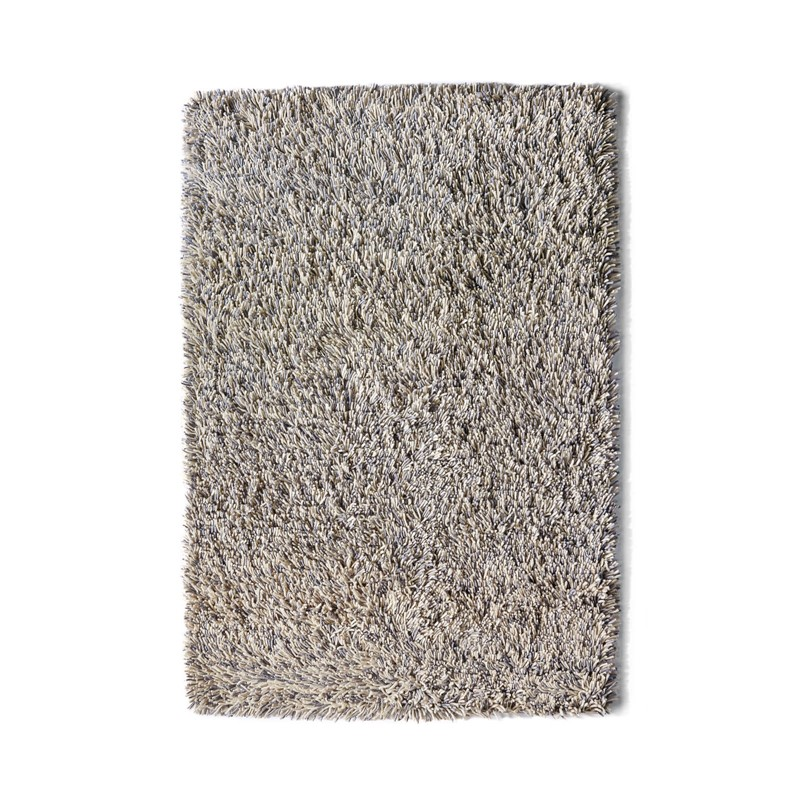 Imperial Shaggy Wool Rugs in Light Mix buy online from the
