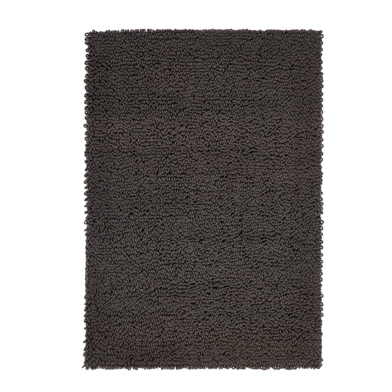 Imperial Shaggy Wool Rugs in Nude buy online from the rug