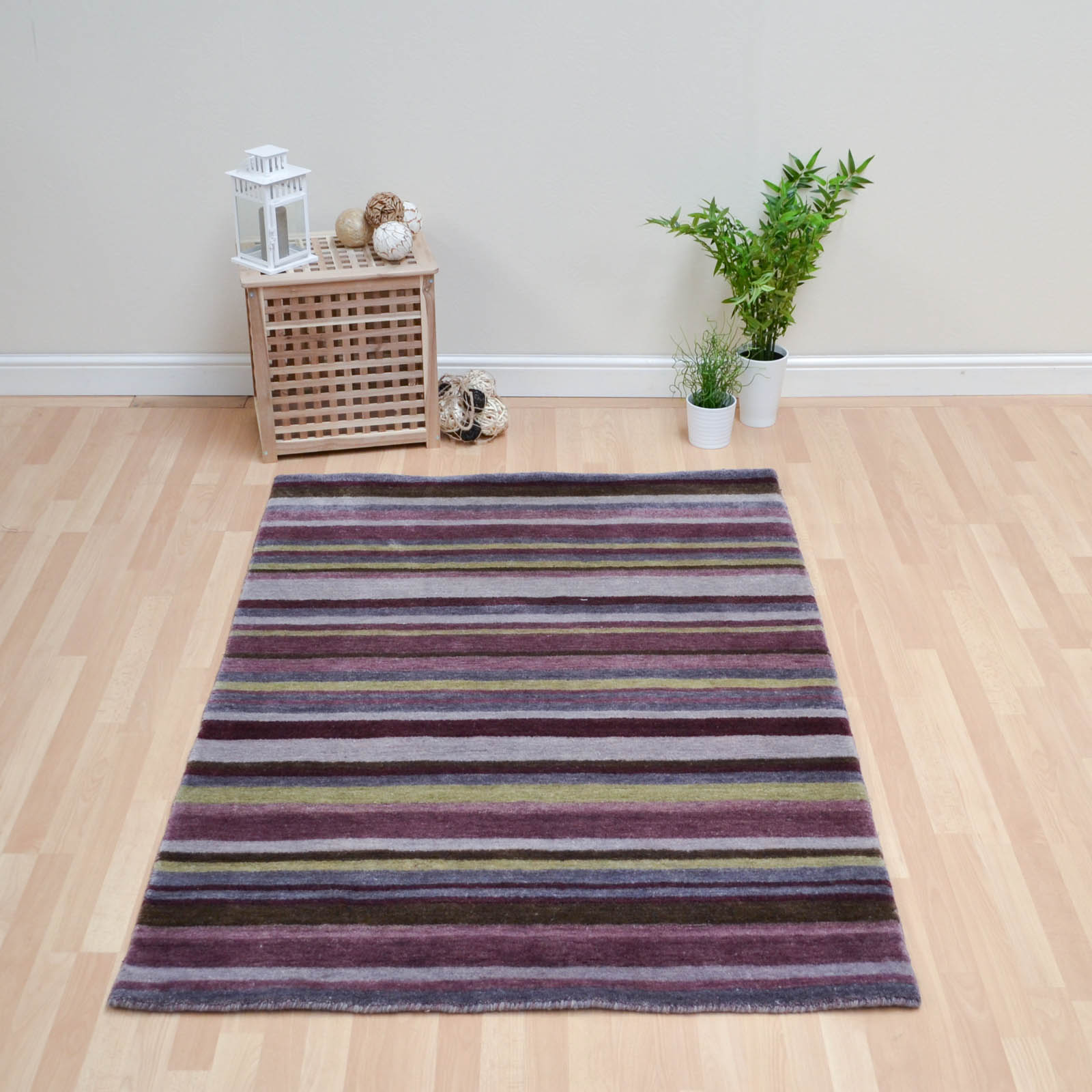 Regatta Rugs REG 08 Purple