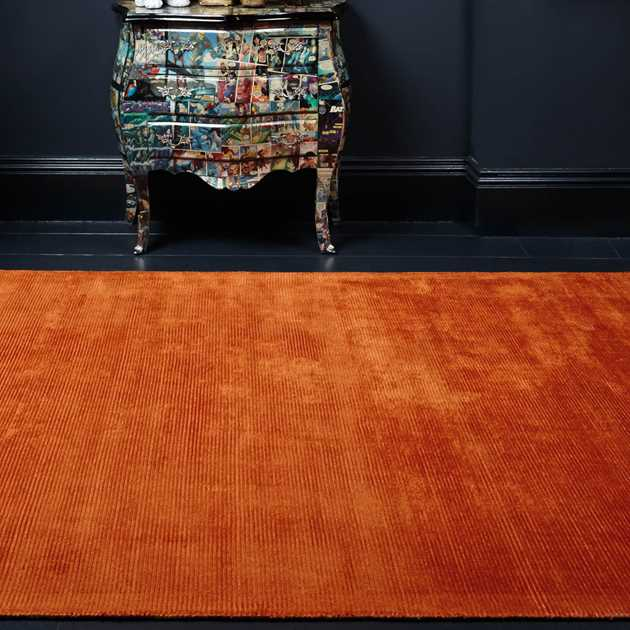 Reko Rugs in Orange