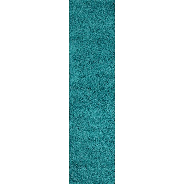 Retro Shaggy Runner - Teal
