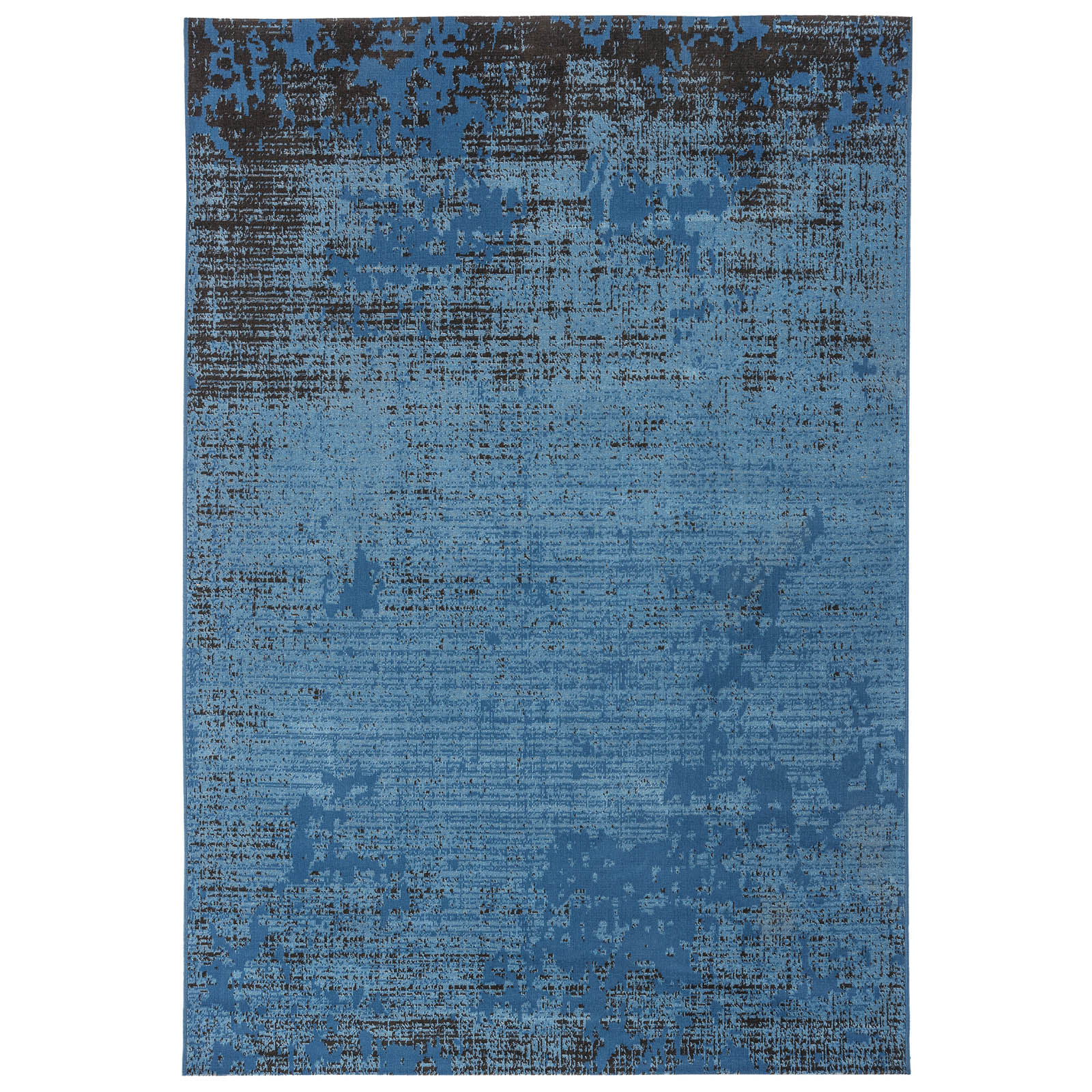 Revive Rugs RE12 in Blue