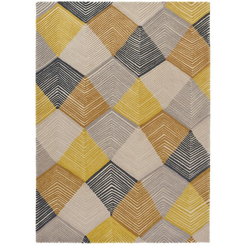 Rhythm Rugs In Saffron 40906 By Harlequin Buy Online From