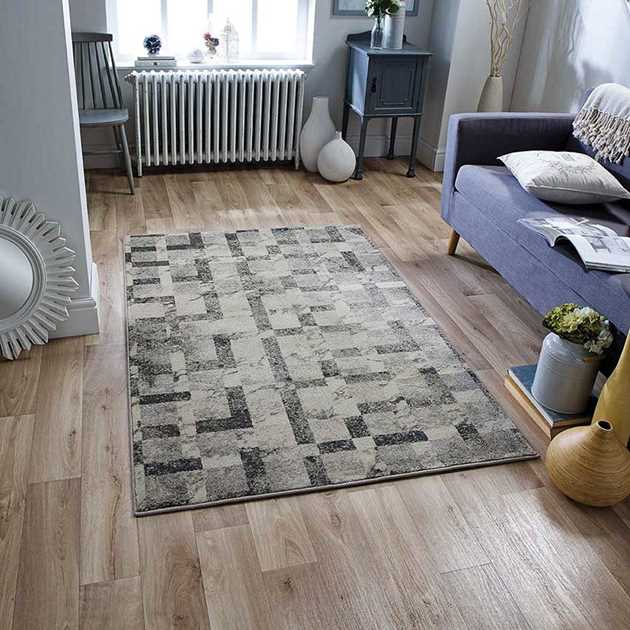 Richmond Rugs 5506H in Grey