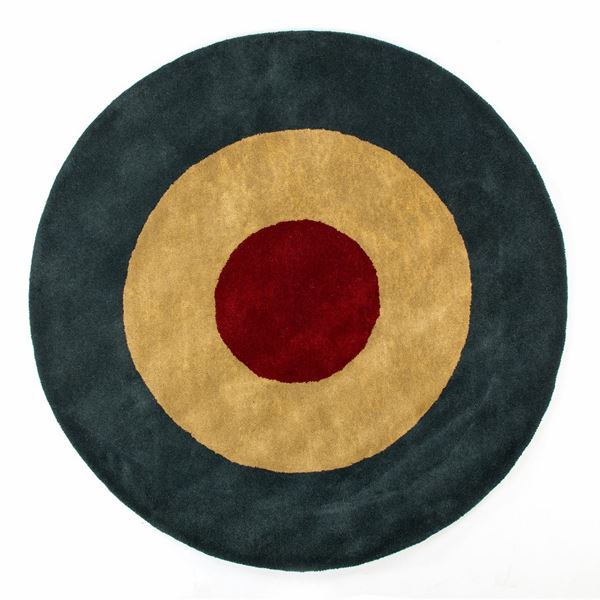 Roundel - Blue Red