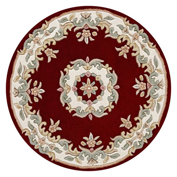 Royal Aubusson - Red