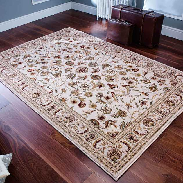 Royal Classic Rugs 636 W in Beige