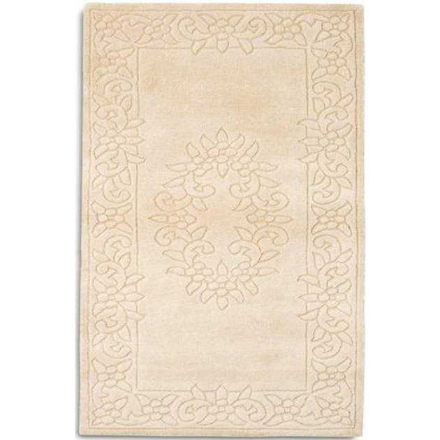 Royale Rugs - Traditional Indian Wool in Beige
