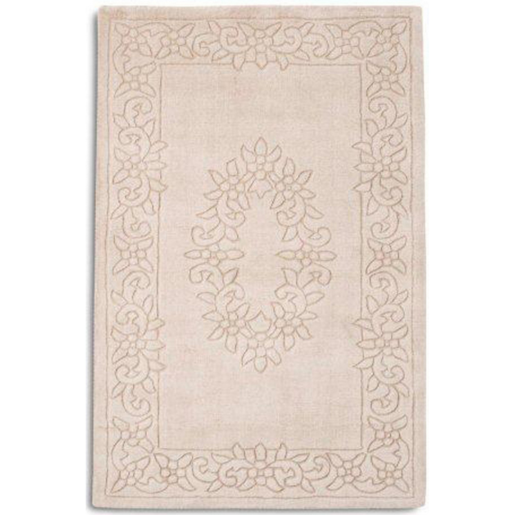 Royale Rugs - Traditional Indian Wool in Mink