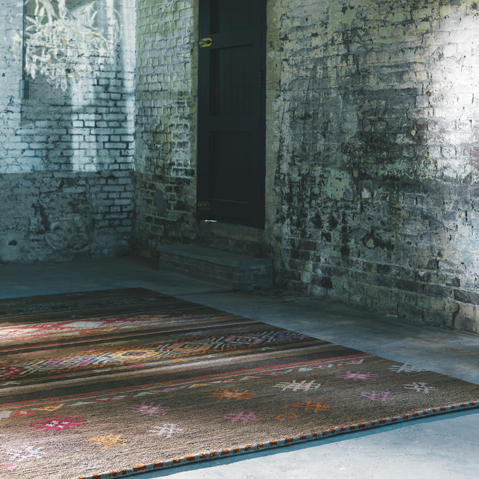 Himali Ruby 34905 Hand Knotted Wool Rugs by Brink & Campman