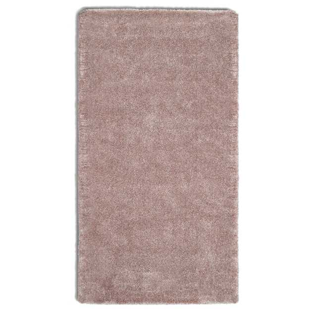 Secret Shaggy Rugs SEC06 in Rose Pink