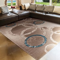 design room shaggy colorful oriental ideal area is leather rug for sofa living brown livings this rugs