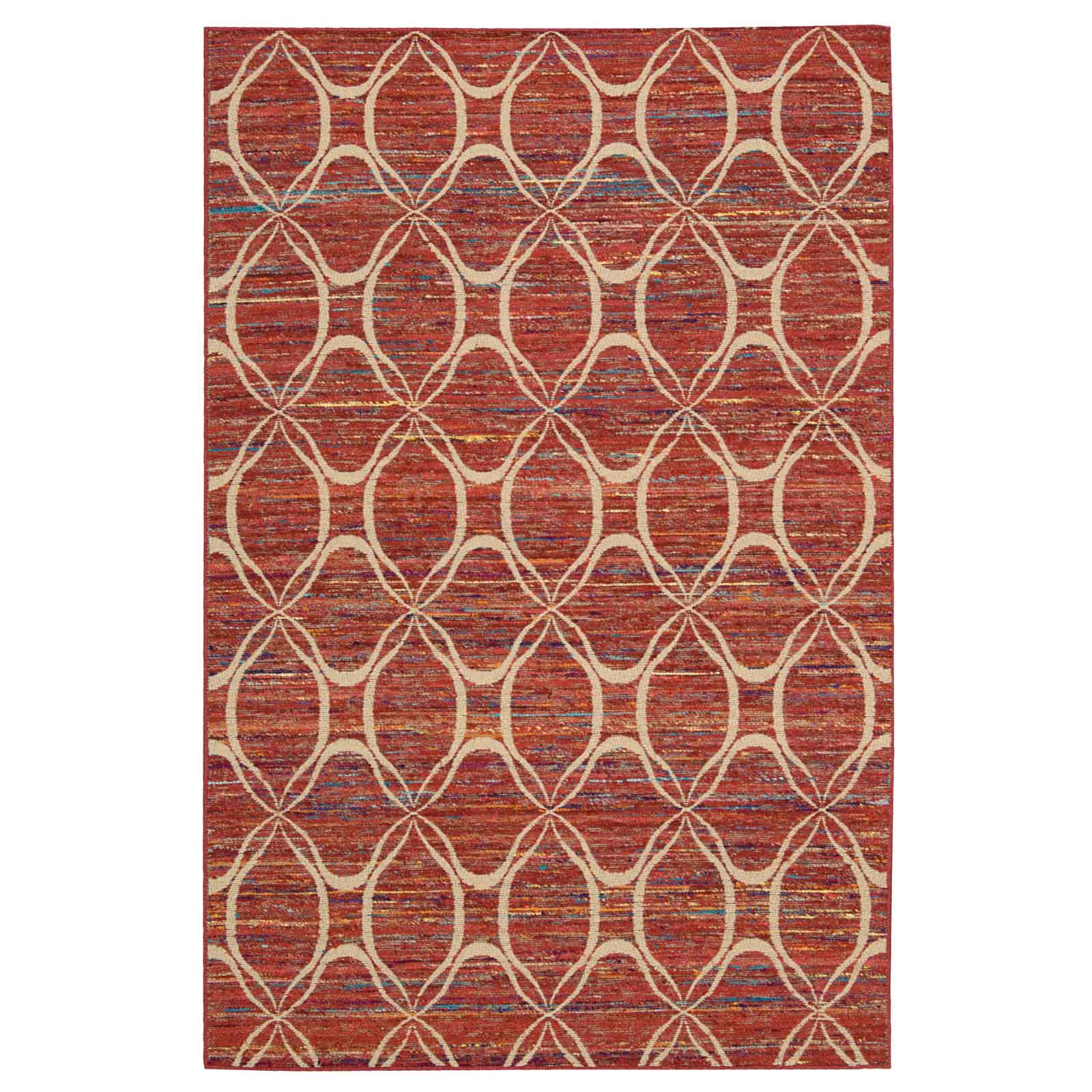 Spectrum Rugs SPE03 in Paprika