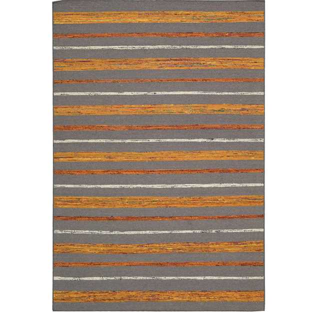 Spectrum Rugs SPE05 in Grey and Flame