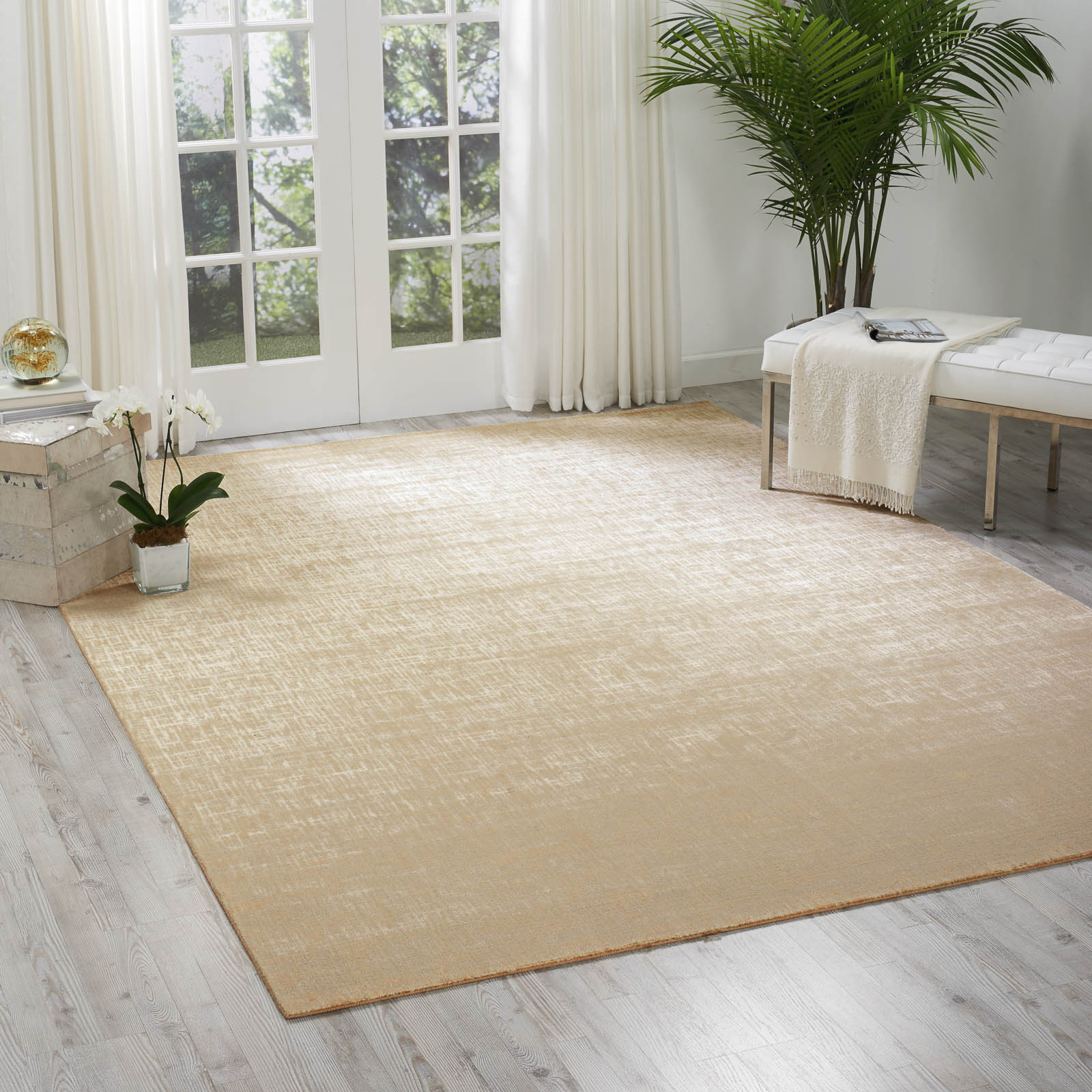 Starlight Rugs STA02 in Oyster