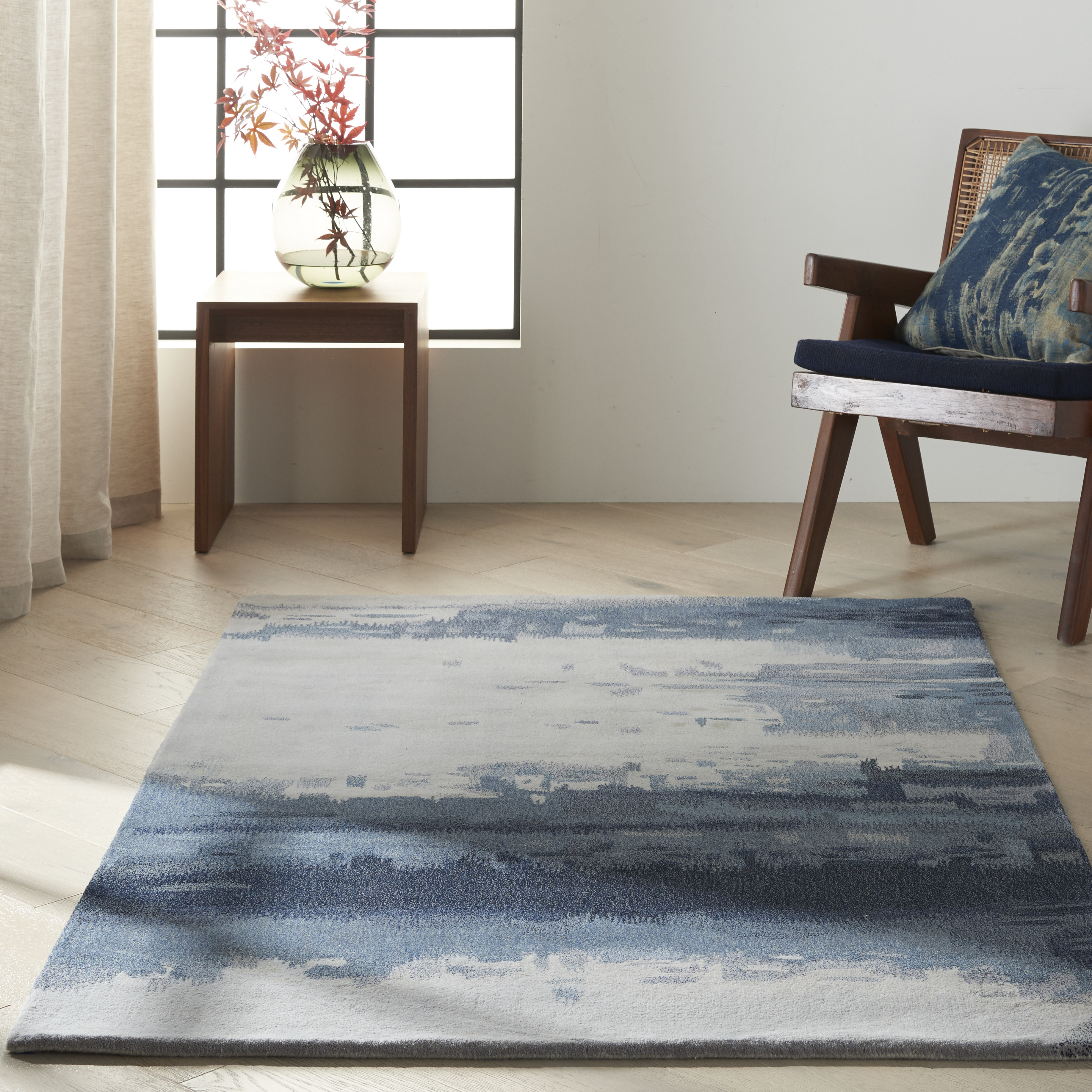 Calvin Klein Luster Wash Rugs SW17 Shade