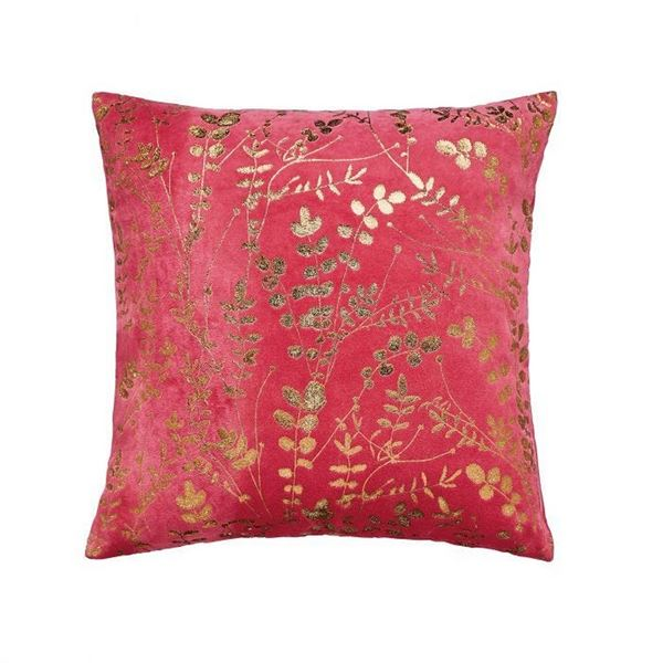 Salvia Cushion - Pink