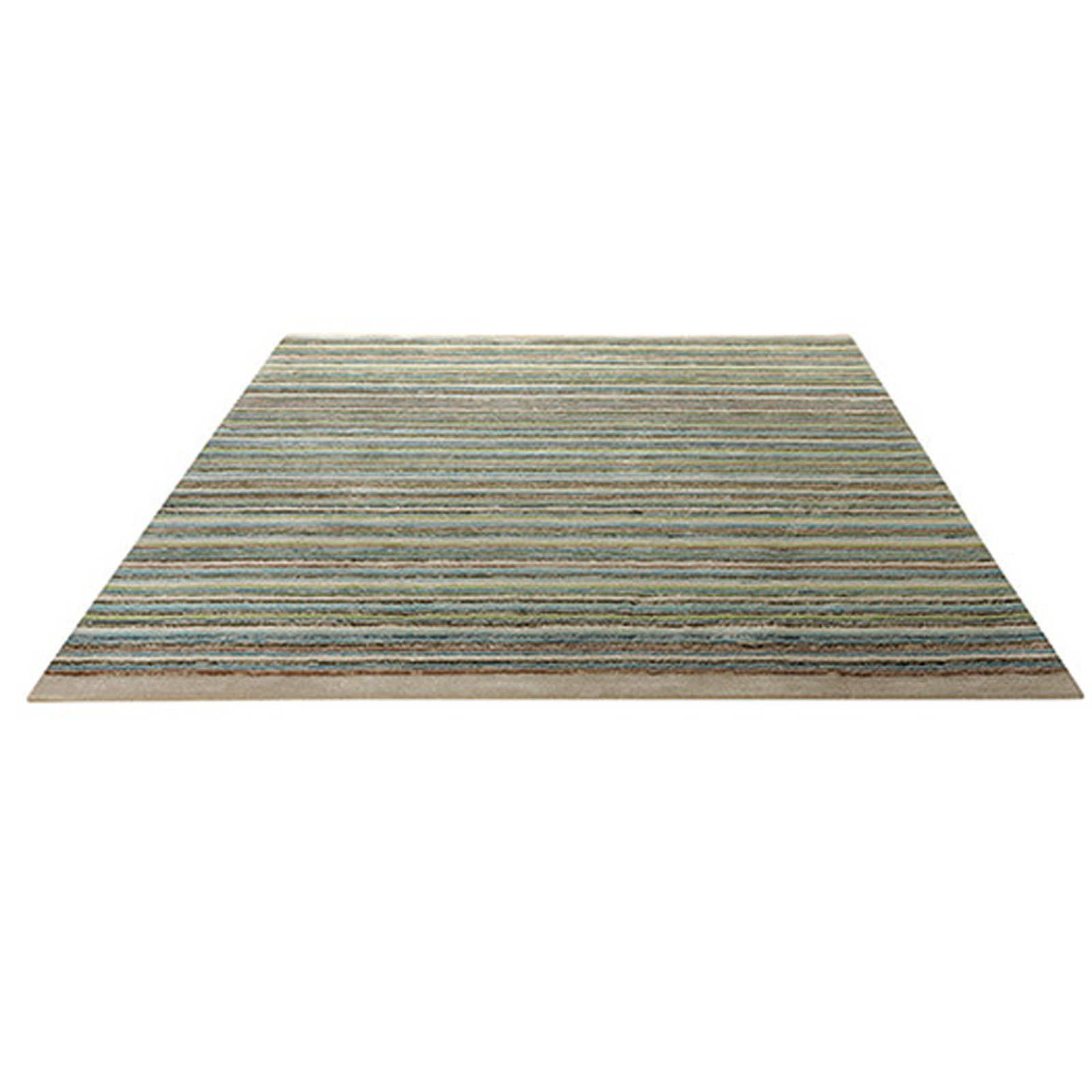 Esprit Samba Stripes Rugs 3623 03 Green