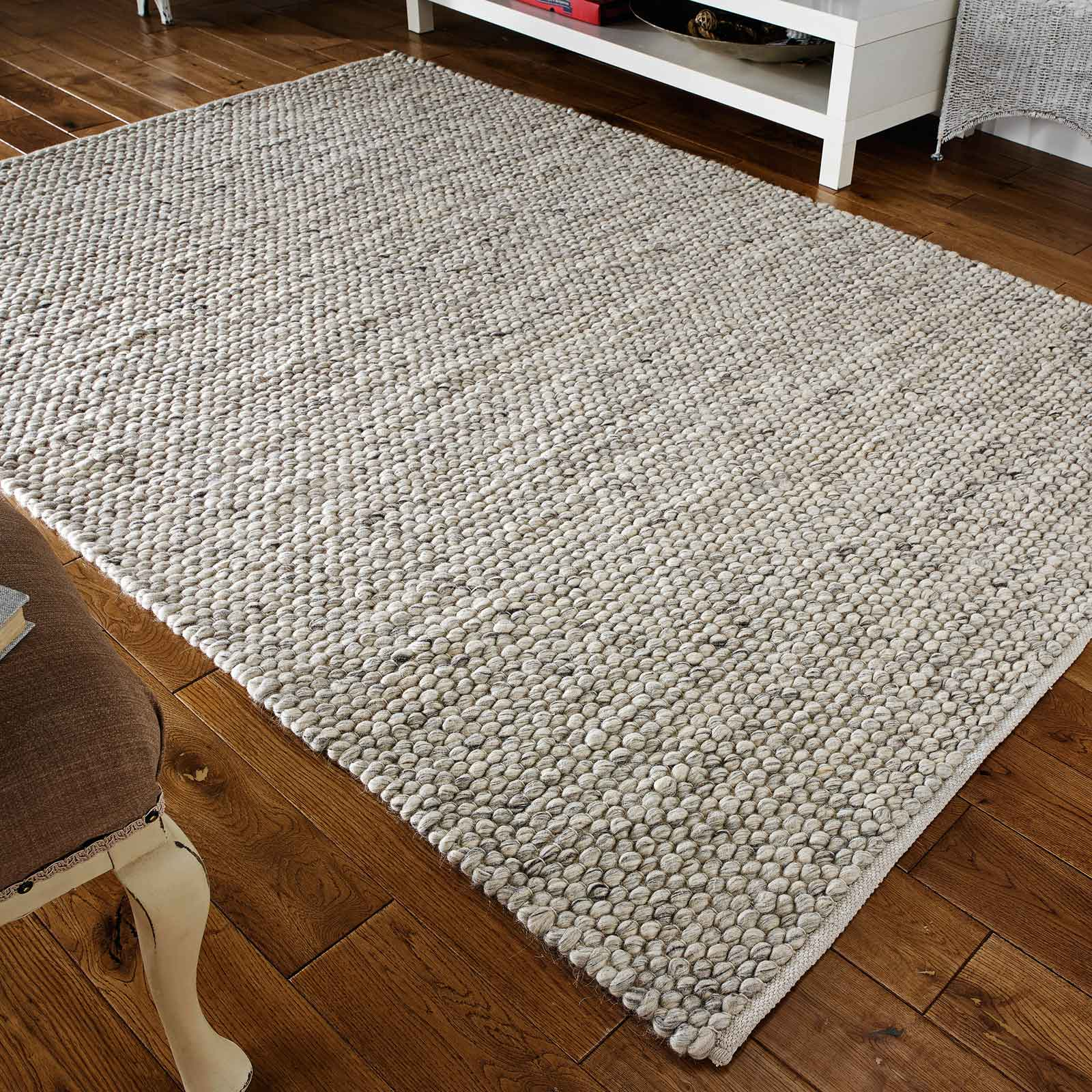 Savannah Rug in Grey