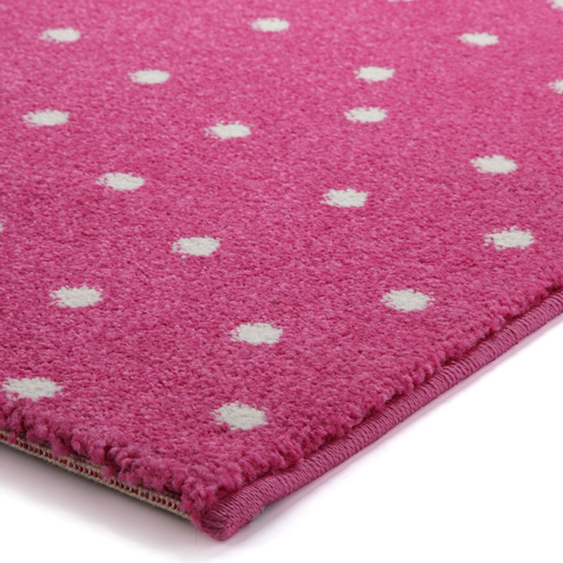 Schnuggi Rugs In Pink 0524 03 Buy Online From The Rug