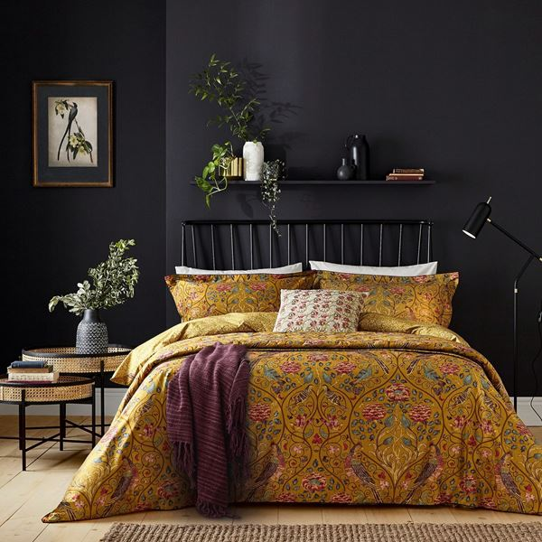 Seasons By May Bedding - Saffron