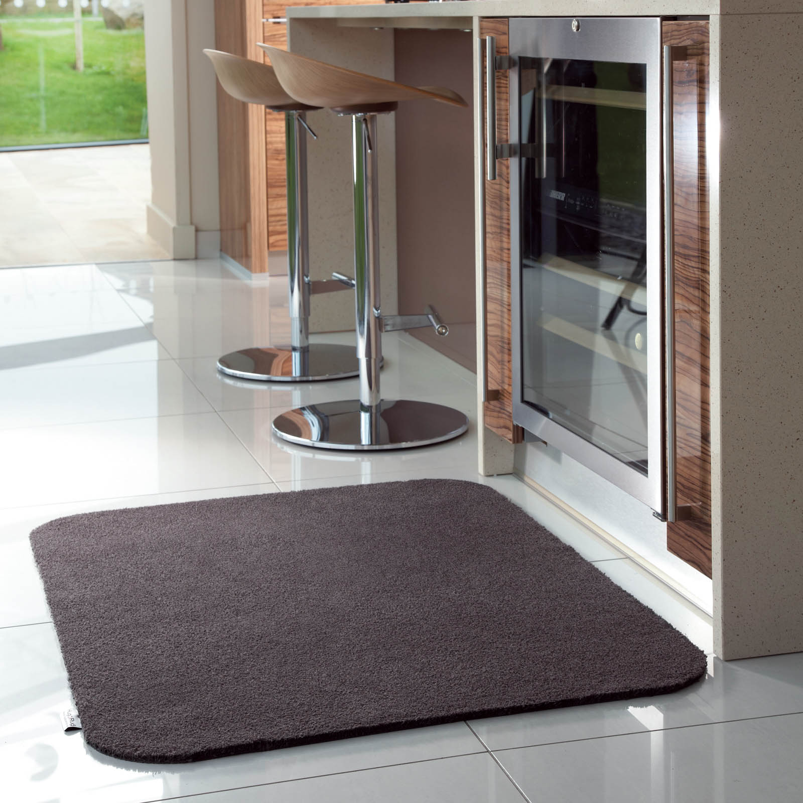 Hug Rug Select Doormats in Truffle
