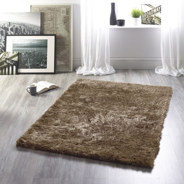 Shimmer Shaggy Rugs With Free UK Delivery From The Rug Seller