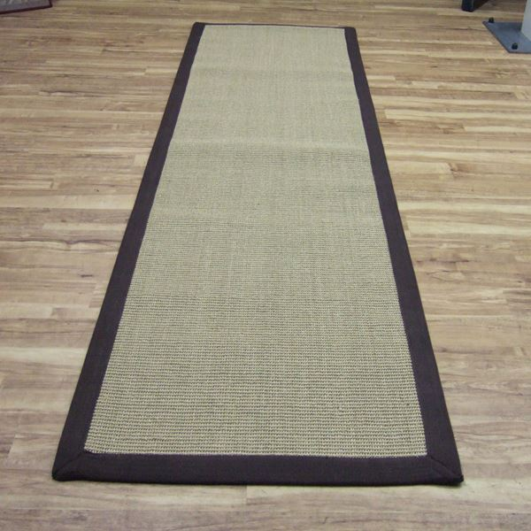 Sisal Runner - Chocolate