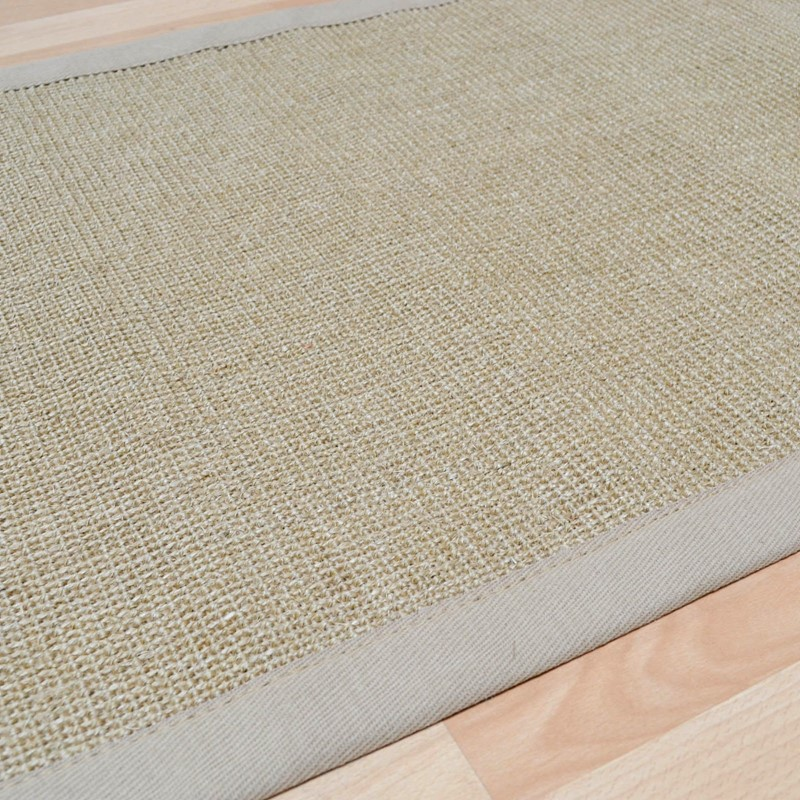 Sisal Hallway Runners In Linen Buy Online From The Rug
