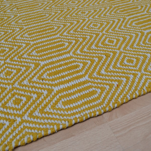 Sloan Rugs In Mustard Free Uk Delivery The Rug Seller