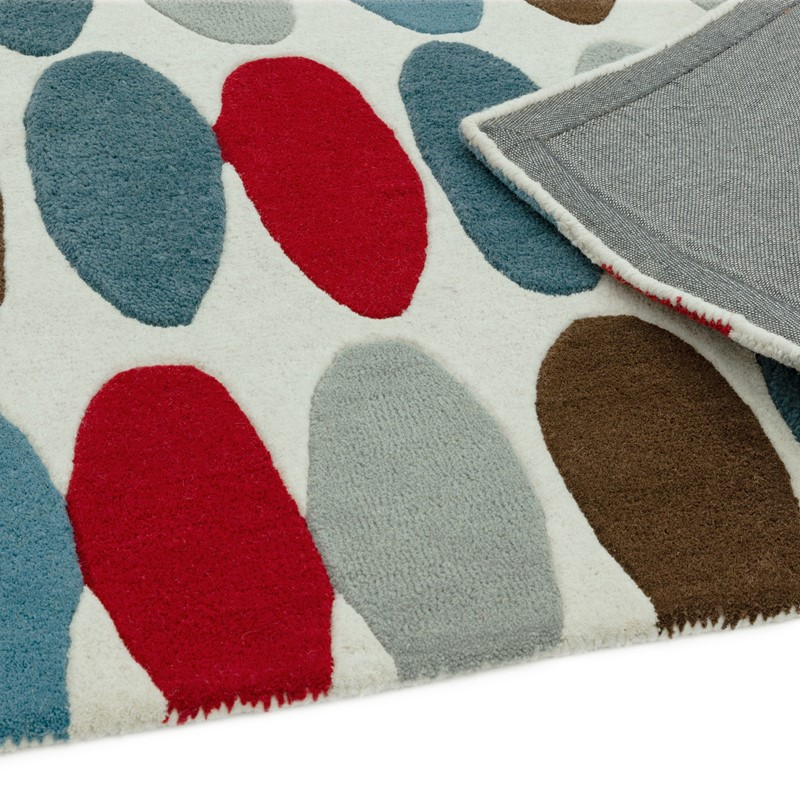Matrix Sofia Rugs MAX33 Red Teal Buy Online From The Rug
