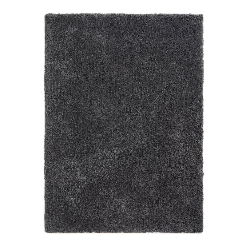 Softness Shaggy Rugs In Charcoal Buy Online From The Rug