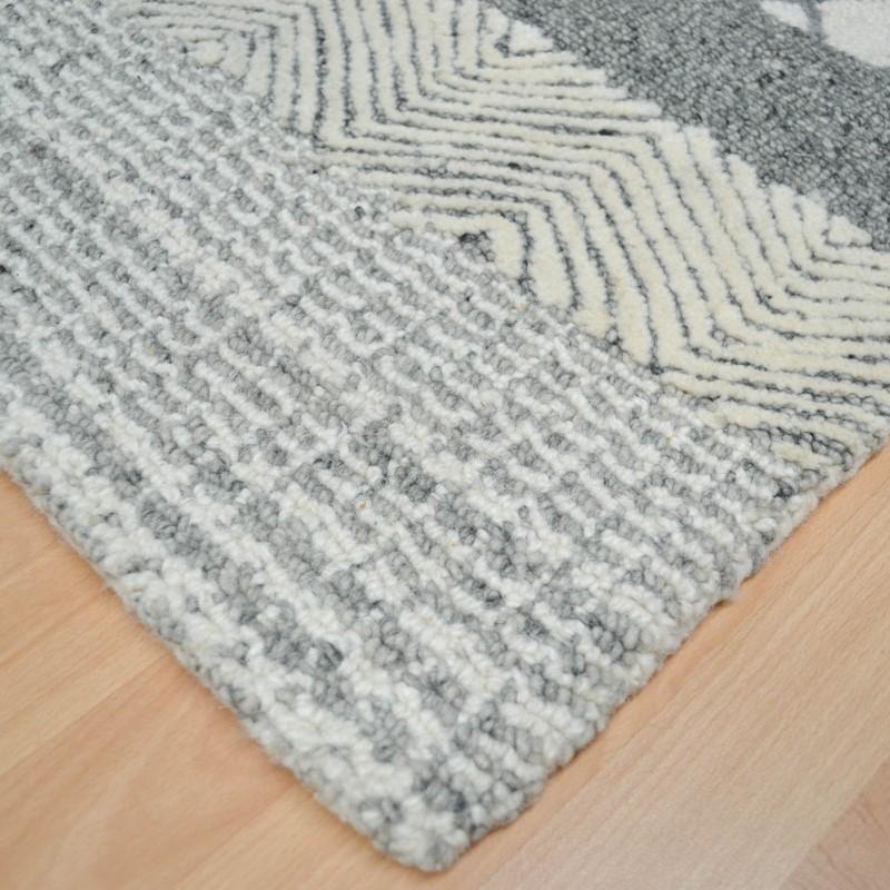 Sorrento Rugs In Slate Grey Buy Online From The Rug Seller Uk