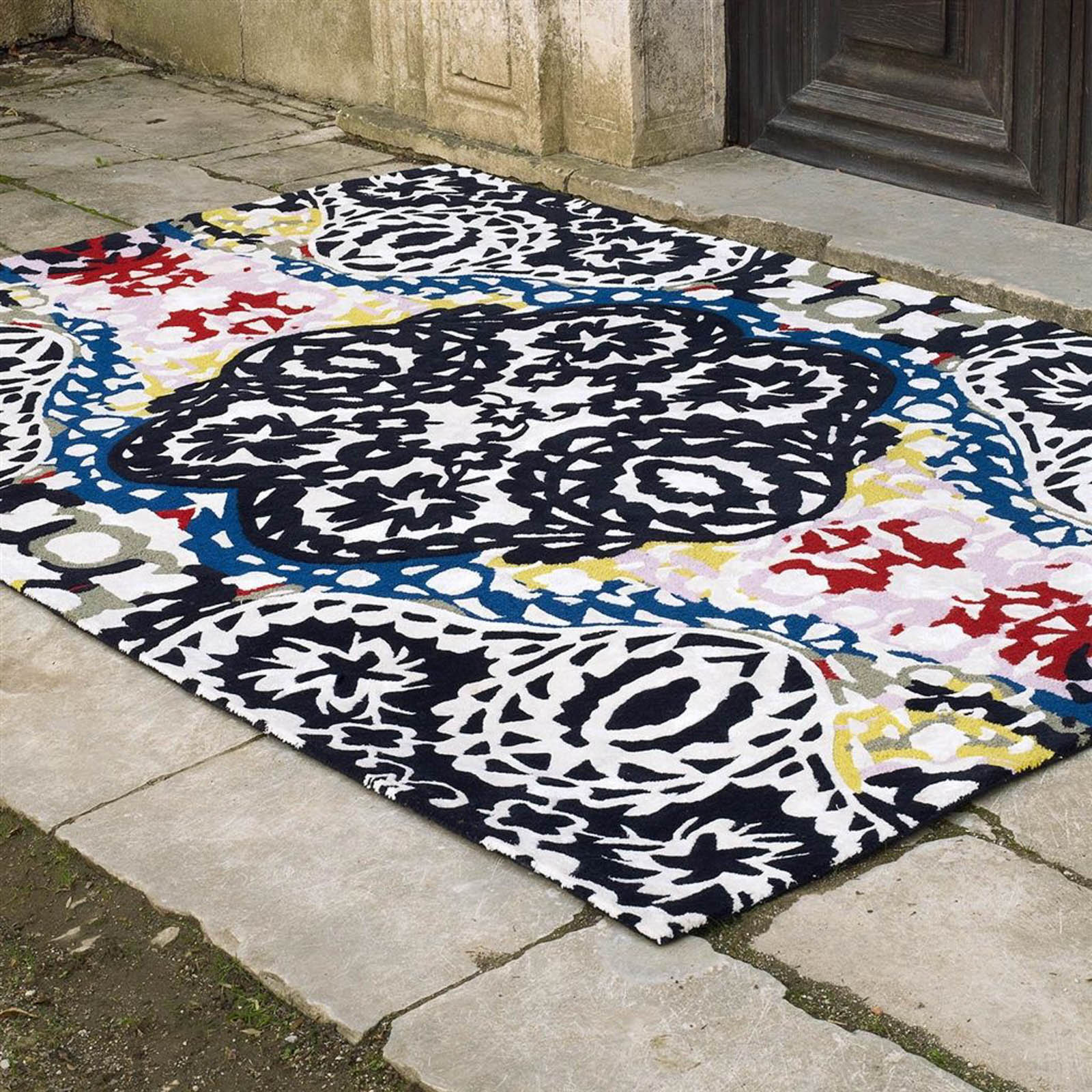 Souk Multicolore Rugs by Christian Lacroix