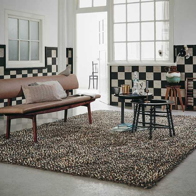 Spring Shaggy Rugs by Brink & Campman 59105